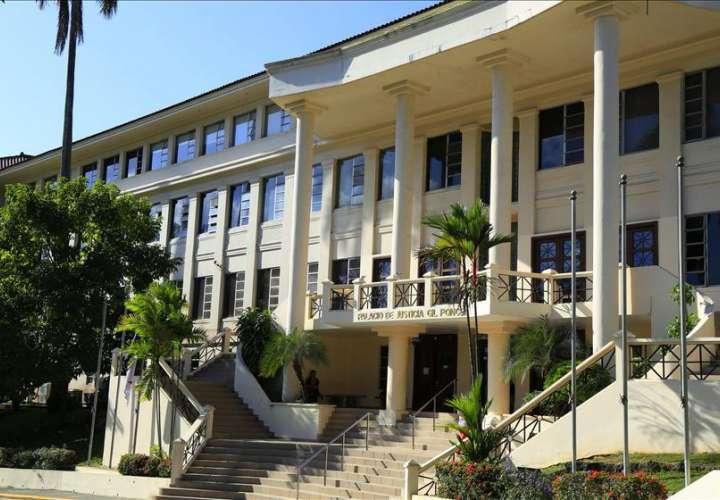 Corte Suprema de Justicia de Panamá.
