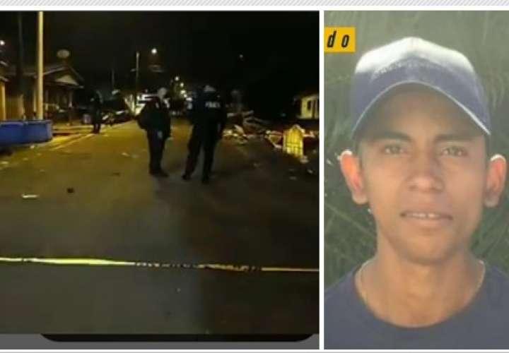 """Matan a tiros a """"Pipe"""" en la casa de Amilkar Henríquez"""