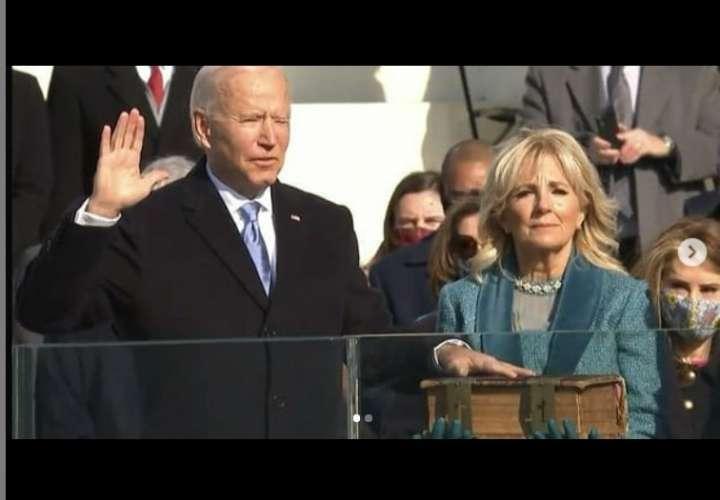 """Biden: """"La democracia ha prevalecido"""""""