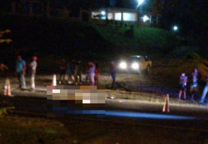 Ayudante de camionero muere atropellado en Chilibre