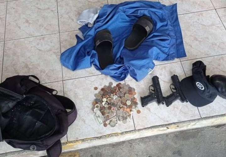 Aprehenden a tres adolescentes implicados en robo a minisúper