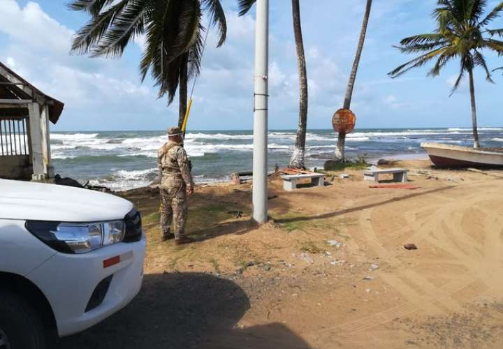 Refuerzan vigilancia en playas durante fin de semana de cuarentena