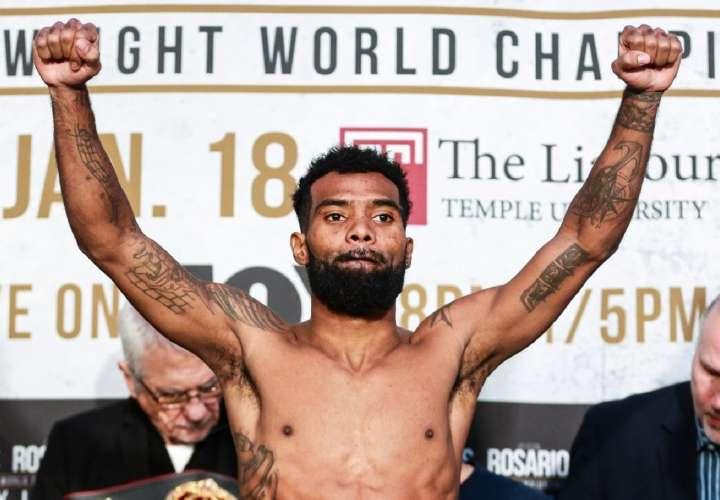 Excampeón mundial Jezreel 'El Invisible' Corrales está de vuelta al boxeo