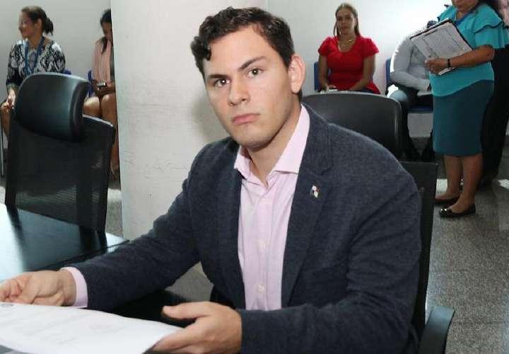 Juan Diego: quiero ver preso a Varela