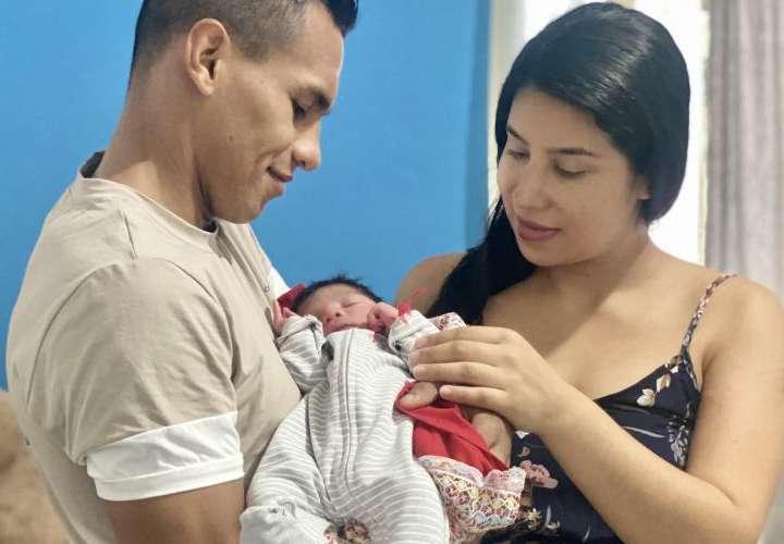 Bryan 'La Roca' De Gracia está súper motivado por el nacimiento de su hijo