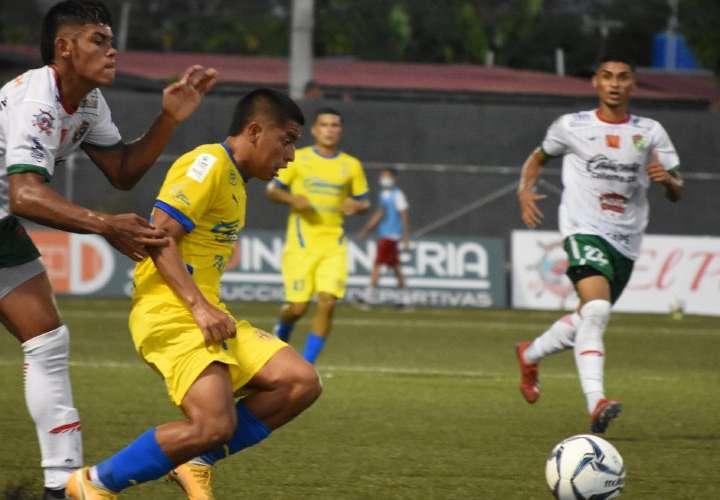 Herrera FC consigue su primera victoria en la LPF