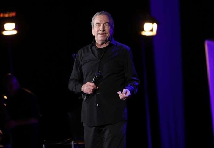 Perales, el último concierto en Panamá