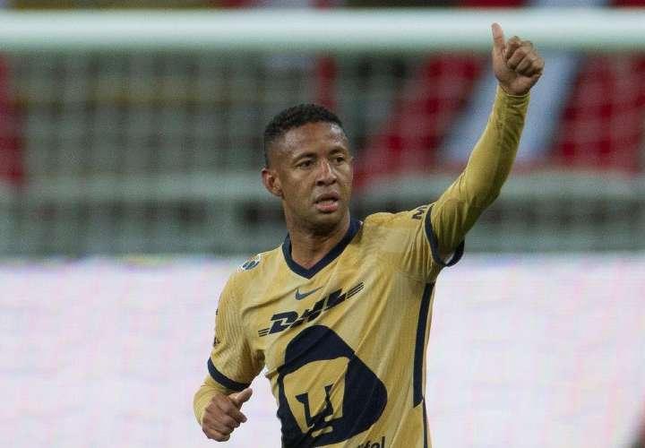 Gabriel Torres termina sequía goleadora de Pumas luego de 483 minutos