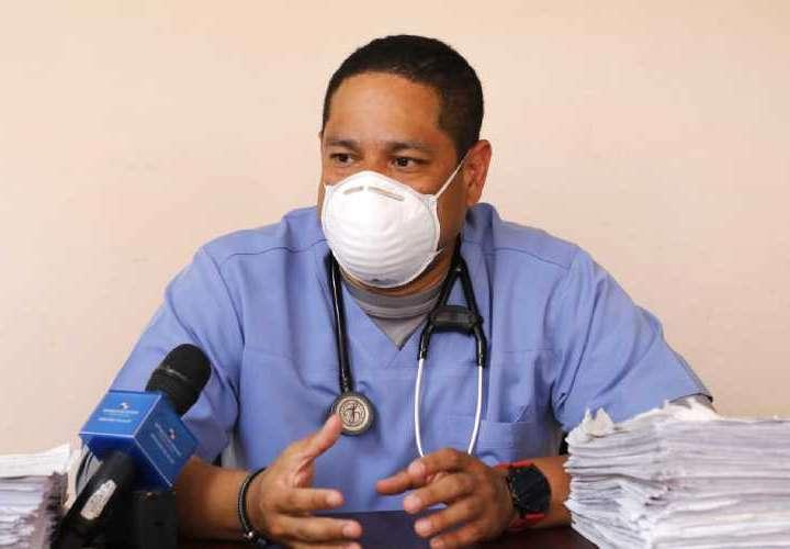 Se reduce cantidad de pacientes con Covid en el Santo Tomás