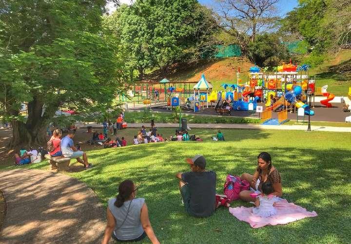 El parque Omar abre este fin de semana
