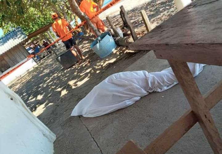Se ahoga en Las Lajas