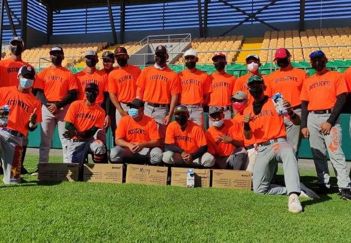 Chiriquí Occidente tiene la meta de ser protagonista en el Béisbol Juvenil