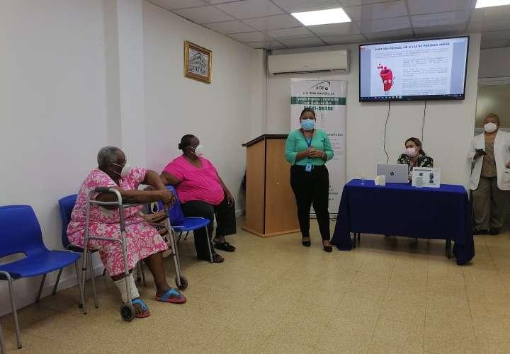 Centro especializado del Minsa de Colón brinda orientación a pacientes crónicos