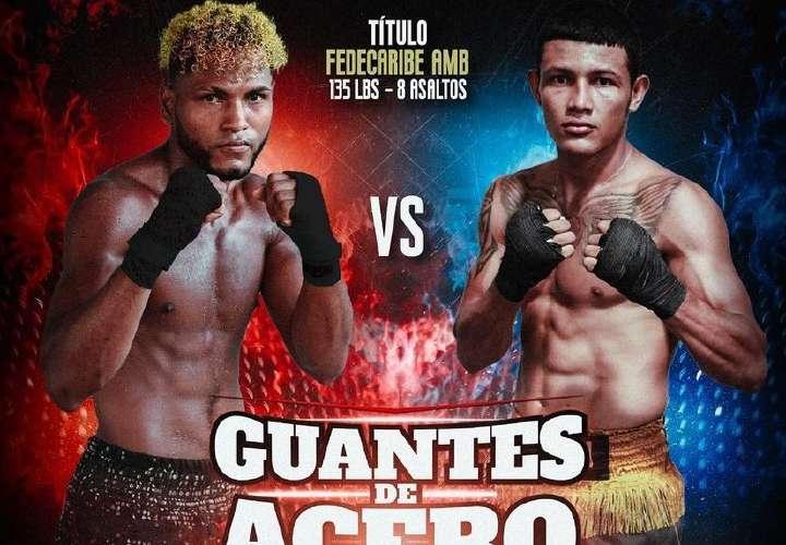 Boxeo profesional y olímpico en cartilla 'Guantes de Acero'