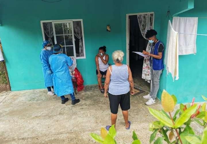 Bajan muertos, contagios y positividad del Covid-19 en Panamá