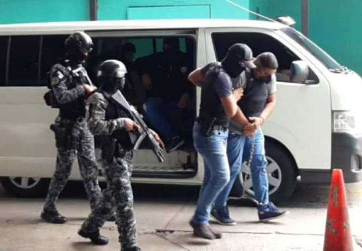 """Fiscal: hay más policías ligados a """"Bagdad"""""""