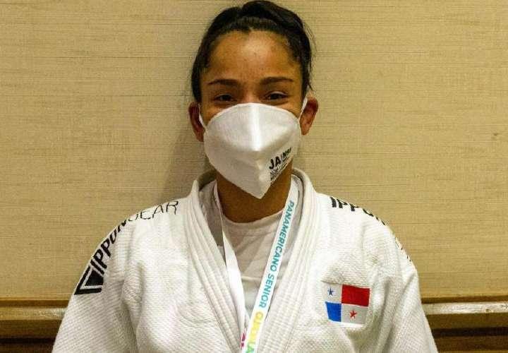 Panameña Kristine Jiménez se afianza en su lucha por lograr cupo olímpico