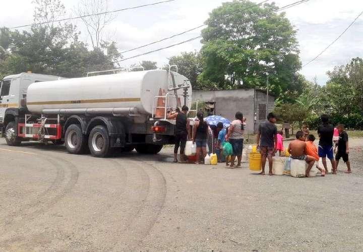 Potabilizadoras de La Chorrera, Tolé y Panamá Este fuera de servicio