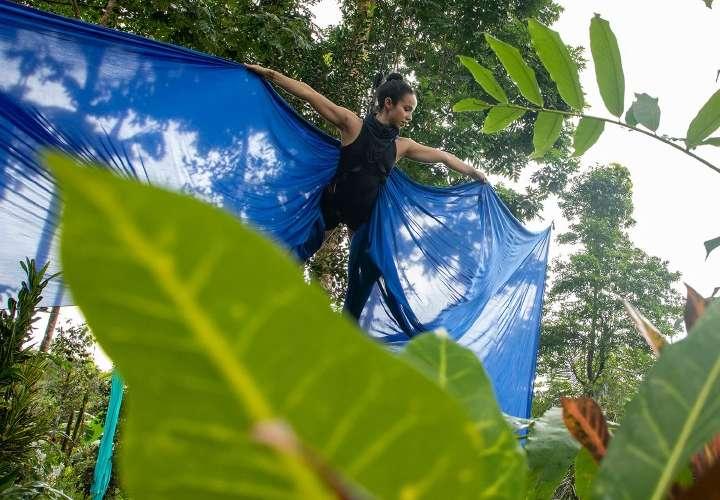 'k.IROS', el primer largometraje de danza en Panamá
