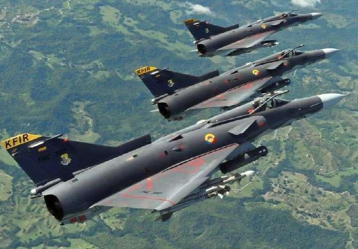 Avión militar ruso viola espacio aéreo colombiano