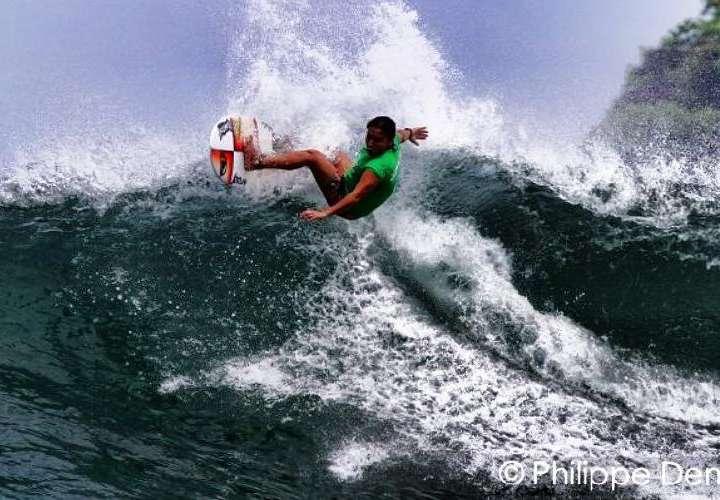 El equipo Open de Surf de Panamá está definido