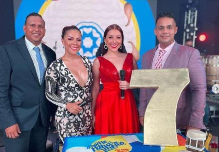 'A lo panameño' celebra en grande su aniversario