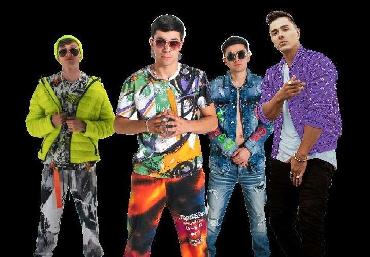 Joey Montana apadrina a Grupo Sigma y lanzan 'No hay pedo'