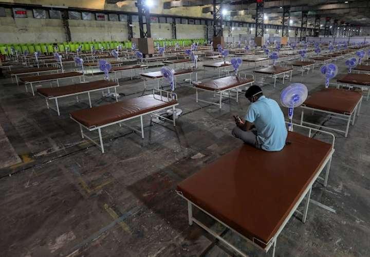 La India supera por primera vez los 400.000 nuevos contagios por coronavirus