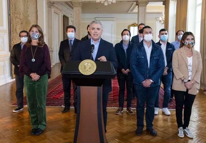 Iván Duque retira el polémico proyecto de reforma tributaria