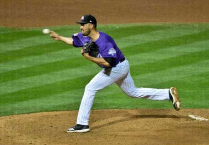 Lanzador panameño Justin Lawrence con buen inicio en el Béisbol de Grandes Ligas
