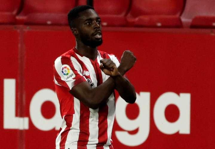 Iñaki Williams congela ilusiones del Sevilla