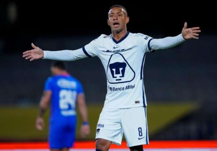 ¿Delantero Gabriel Torres seguirá con el Pumas de la UNAM?