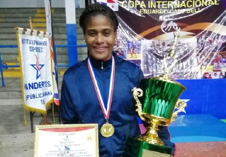 Luchadores olímpicos panameños, listos para buscar cupos a Tokio 2020