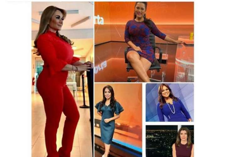 ¡Arde Troya! Cuestionan que presentadoras vistan demasiado 'sexy' y apretaditas