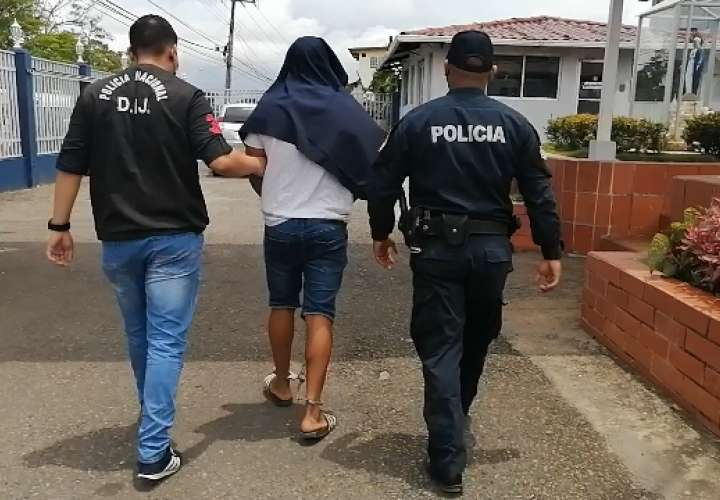 La detención se registró durante un allanamiento