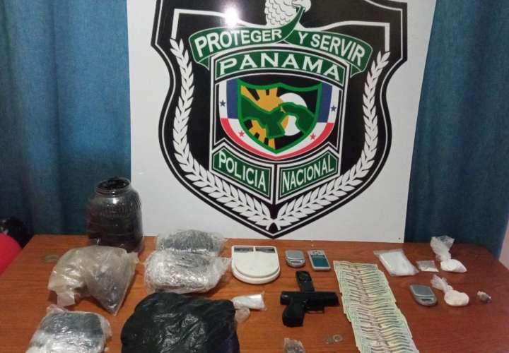 """Operación """"Relámpago"""" recoge a 6 narcocriollos en Arraiján y La Chorrera"""