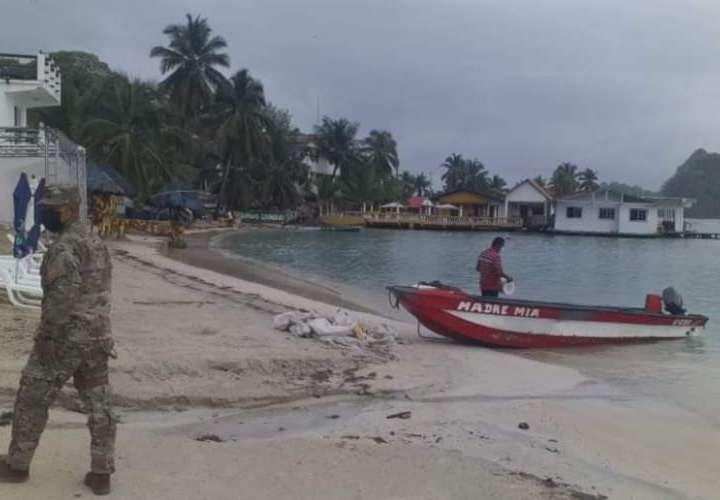 Niña se ahoga en Isla Grande