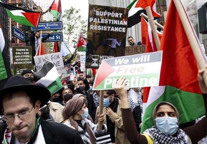 La ONU advierte de guerra a gran escala entre israelíes y palestinos