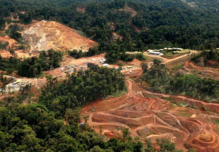 MICI incorpora casi 26 mil hectáreas para minería