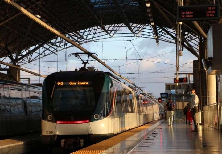 Después de horas se reactiva operación en Línea 1 del Metro tras falla eléctrica