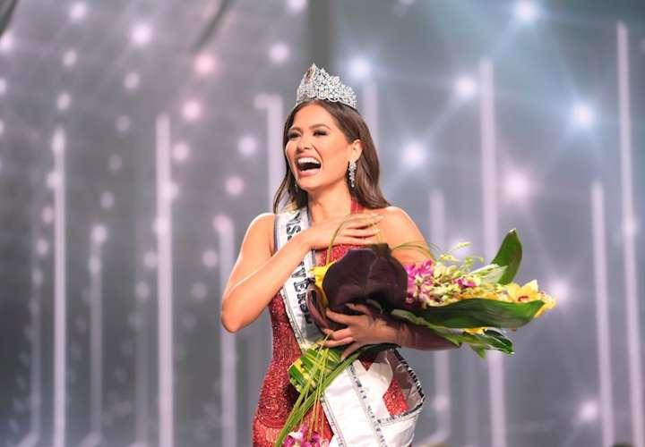 Miss Universo usará su reinado para concienciar sobre la violencia de género