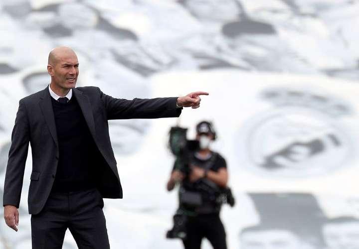 Zidane, la falta de respaldo y un sentimiento de frustración