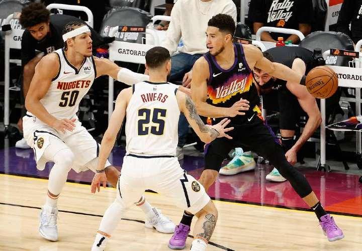 Suns y Nuggets vuelven a jugar