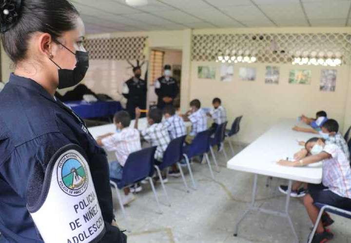 Buscan alejar a niños y jóvenes de las pandillas con 'Fortaleciendo Valores'