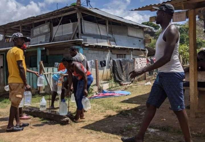Violan a migrantes en selva del Darién
