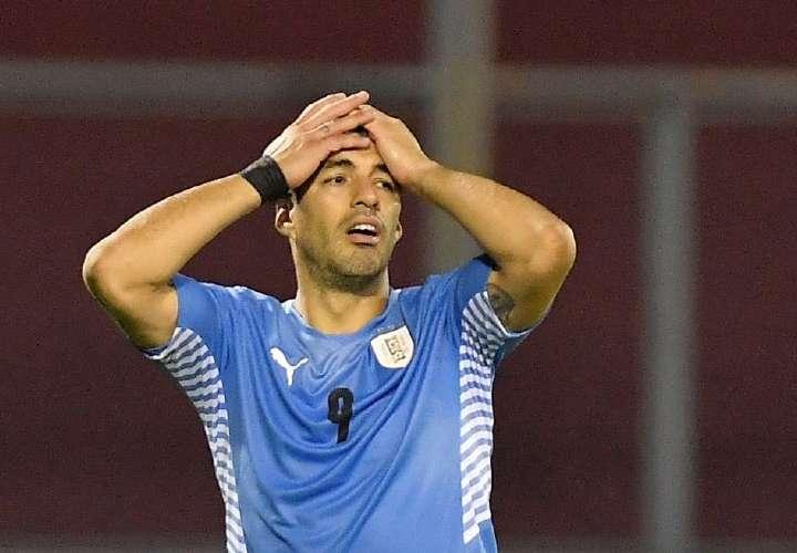 """Suárez: Uruguay no estuvo """"a la altura"""""""