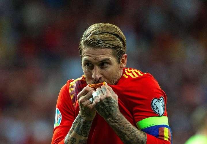 Ramos no tiene ninguna opción