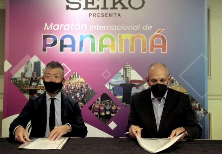 Maratón Internacional de Panamá fija meta de inscritos