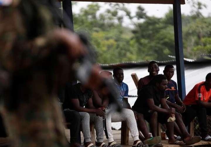 Unos 11.370 migrantes extrarregionales llegaron a Panamá entre enero y abril