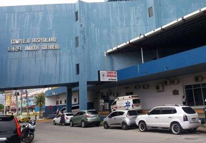 Complejo hospitalario Dr. Manuel Amador Guerrero de Colón.